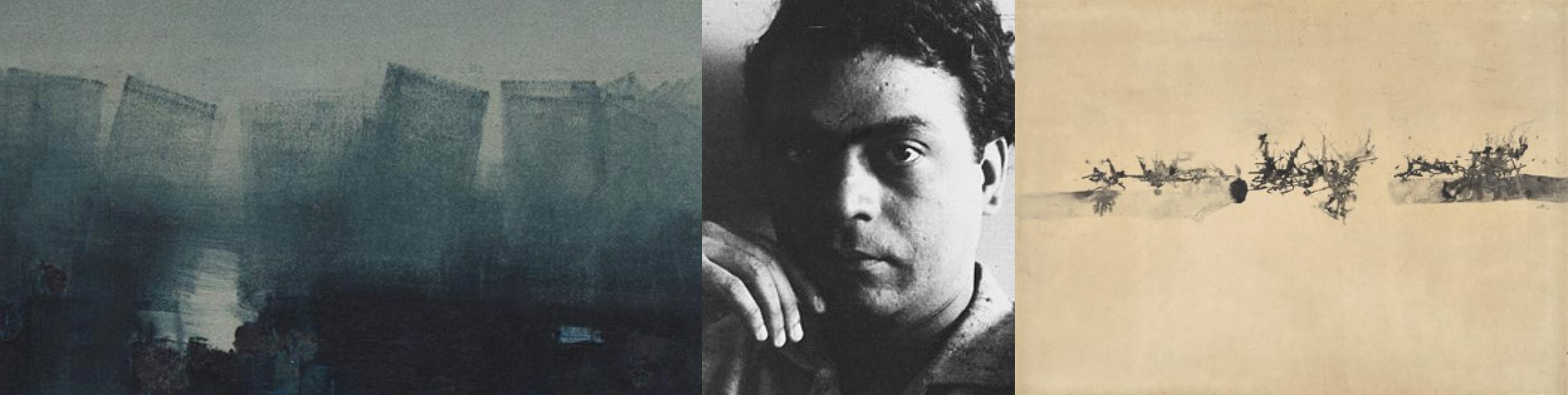 V.S. Gaitonde - Paintings