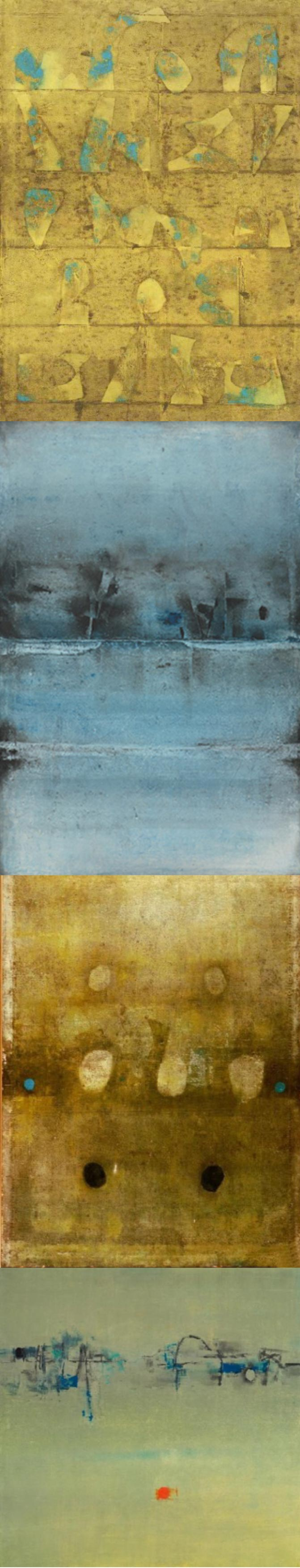 Gaitonde - Indian Artist